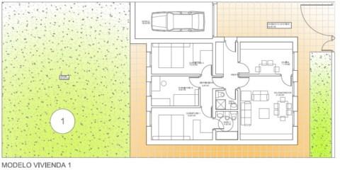 Construcciones y promociones naolsa viviendas disponibles for Planos de viviendas unifamiliares